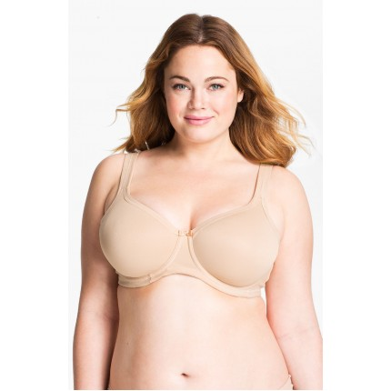 Elomi Smoothing Molded Cup Underwire Bra (Plus Size) NS255400