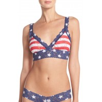 Hanky Panky Stars & Stripes Triangle Bralette