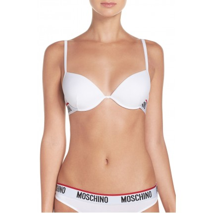 Moschino Push-Up Underwire Bra NS5207444