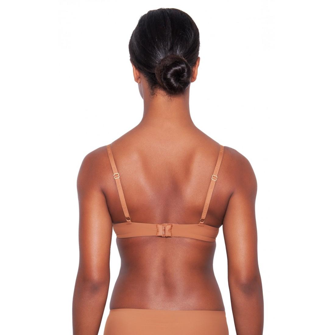 622c35c5b84d1 Nubian Skin Essential Underwire T-Shirt Bra NS1160854