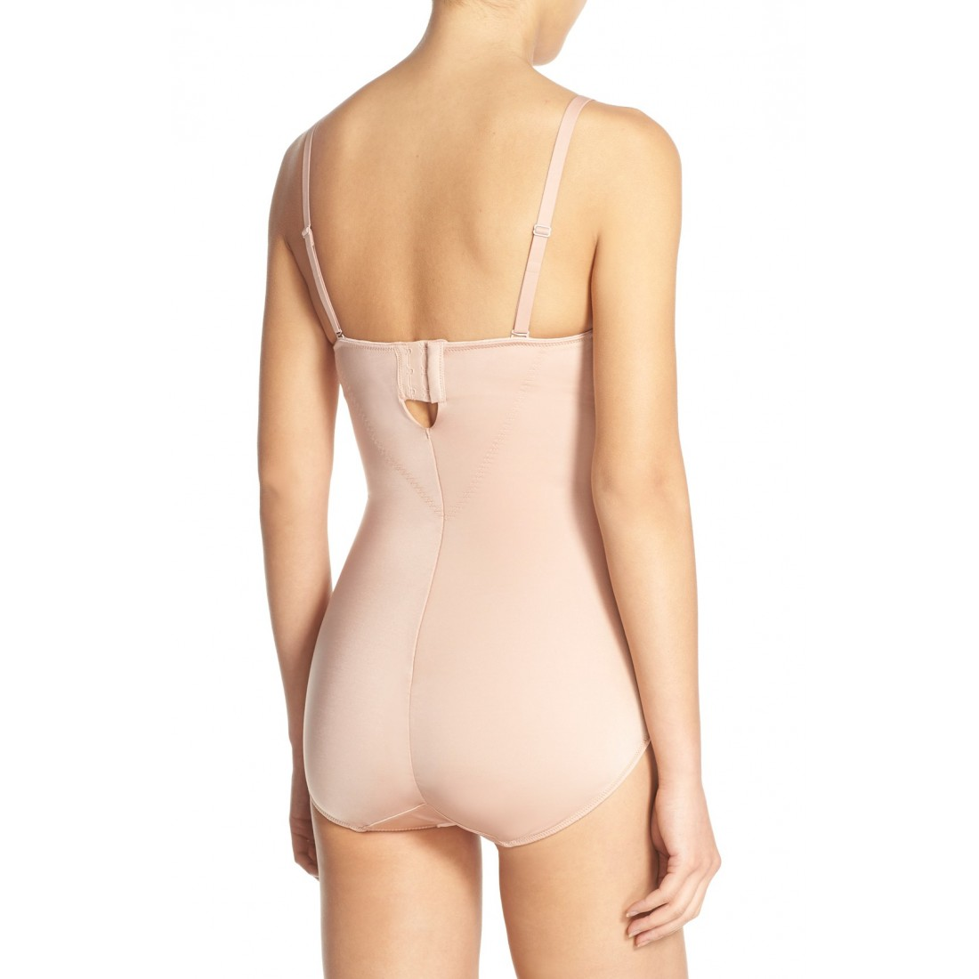 8d9d7ff2cd536 Spanx Boostie-Yay Slimming Bodysuit with Bra Top NS668764