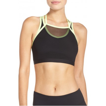 Zella Body Momentum High Neck Racerback Sports Bra (2 for $60) NS5105591