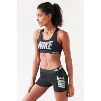 Nike Pro Classic Padded Graphic Sports Bra