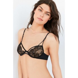 Out From Under Michelle Strappy Lace Underwire Bra