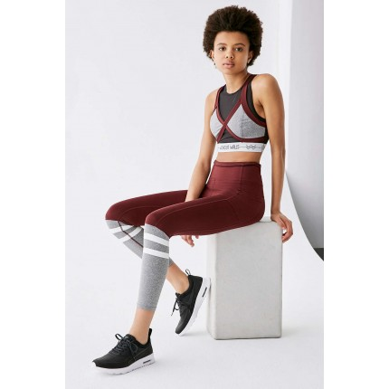 Without Walls Double Up Sports Bra UO38252243 GREY