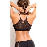 BodyZone Apparel Sheer Diva Sports Bra