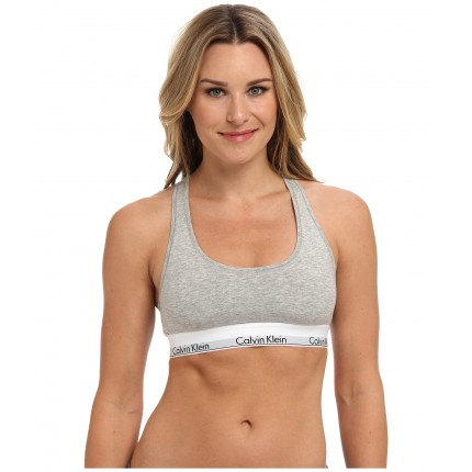 Calvin Klein Underwear Modern Cotton Bralette F3785 ZPSKU 8317898 Grey Heather