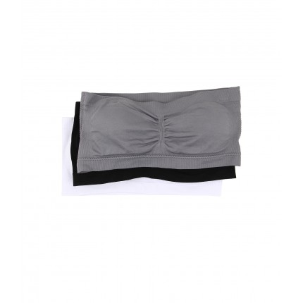 Coobie Bandeau 3-Pack Neutrals ZPSKU 8354411 Medium Grey/Black/White