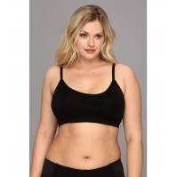 Coobie Plus Size Strappy Scoopneck