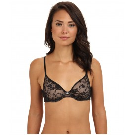 DKNY Intimates Signature Lace Unpadded Bra 451238