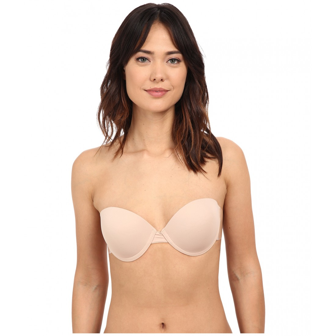 2ea4002e668 Fashion Forms Go Bare Ultimate Boost Backless Strapless Bra ZPSKU 8722097  Nude