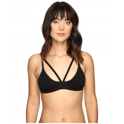 Free People Keira Seamless Bralette OB470983 ZPSKU 8840585 Black