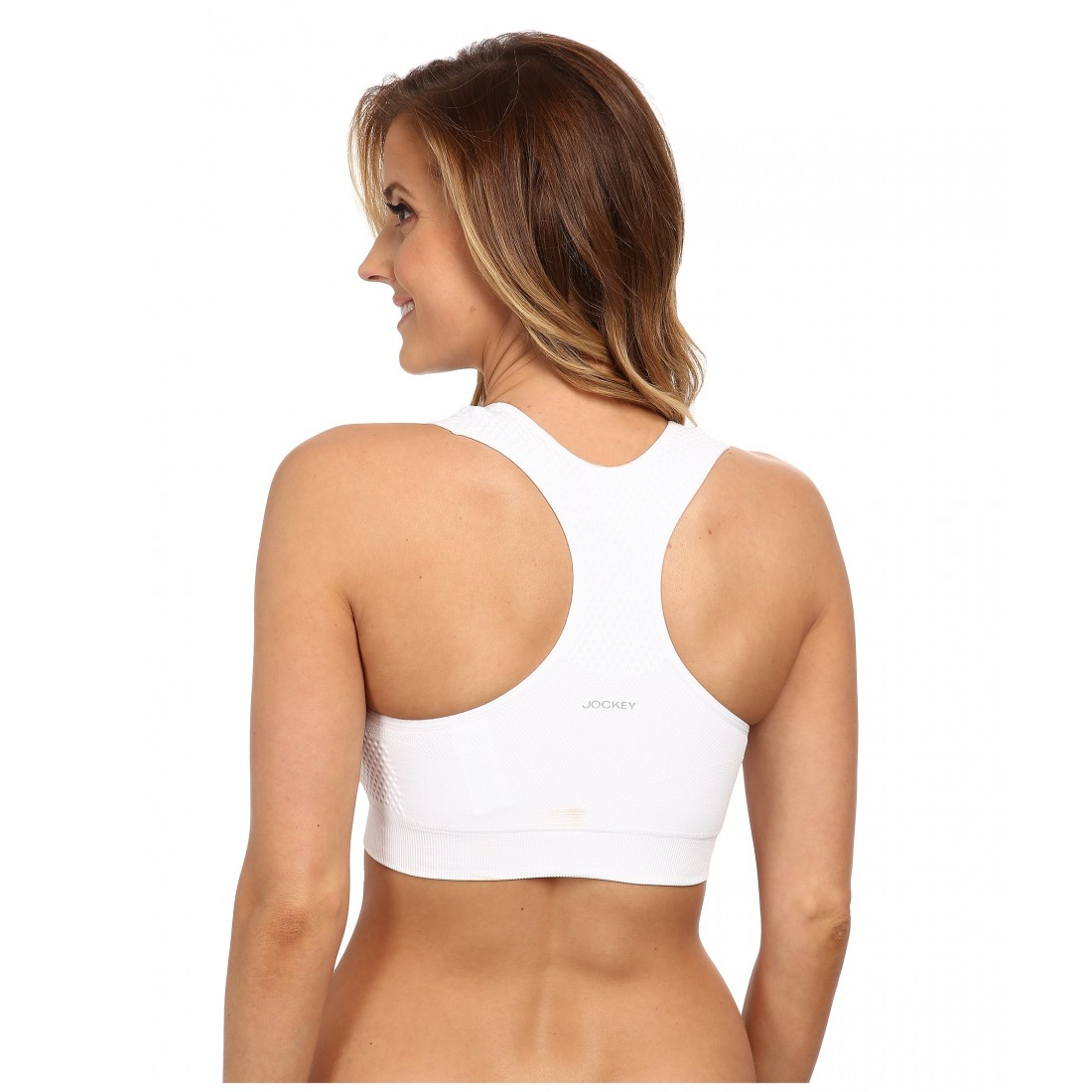 shop for authentic cute cheap cheap sale Jockey Active Performance Push-Up Seamless Sports Bra
