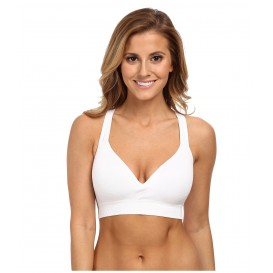 Jockey Active Molded Cup Medium-Impact Seamless Sport Bra