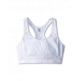 Jockey Kids Racerback Performance/Moisture-Wicking Crop Top (Big Kids)