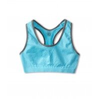 Jockey Kids Performance Racer Back Seamless Crop Top (Big Kids)