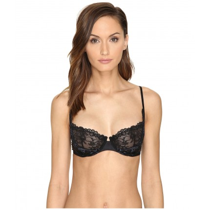 La Perla Secret Story Balconette Bra ZPSKU 8745558 Black