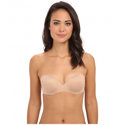 Le Mystere Sculptural Strapless Push Up Bra 2755 ZPSKU 7459332 Natural