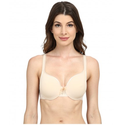 Le Mystere Sleek Seduction Spacer Bra 2285 ZPSKU 8238580 Almond