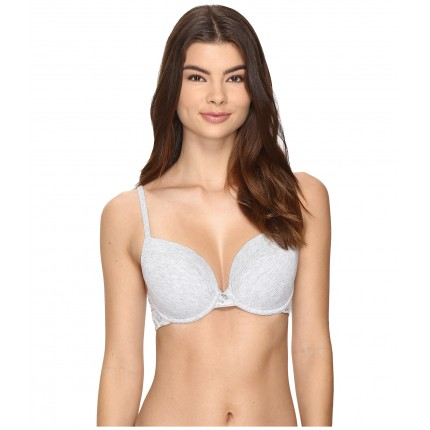 Le Mystere Comfort Chic T-Shirt Bra ZPSKU 8867940 Heather Grey