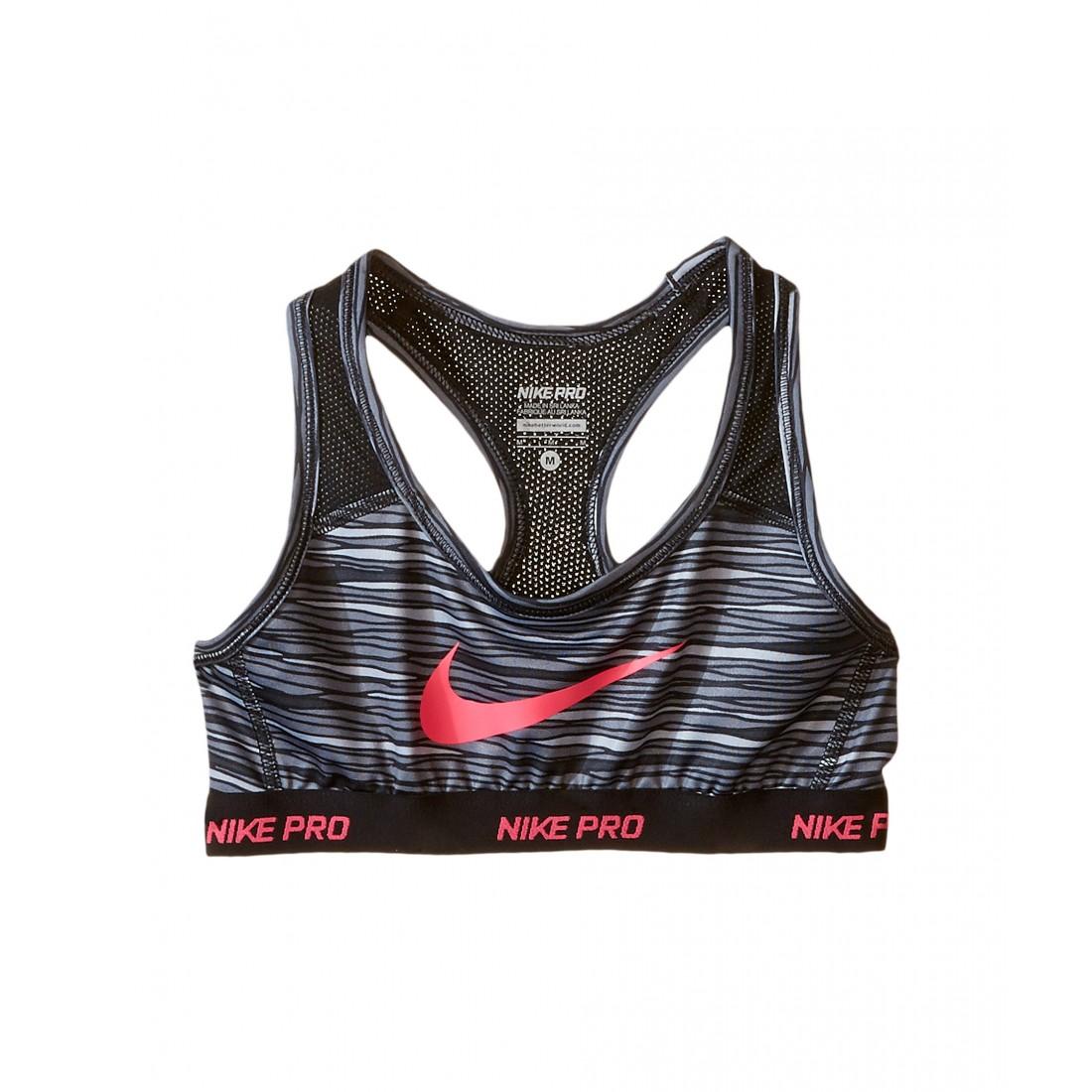 75e5cd1ffffba Nike Kids Pro Hypercool Allover Print 2 Sports Bra (Little Kids Big Kids)