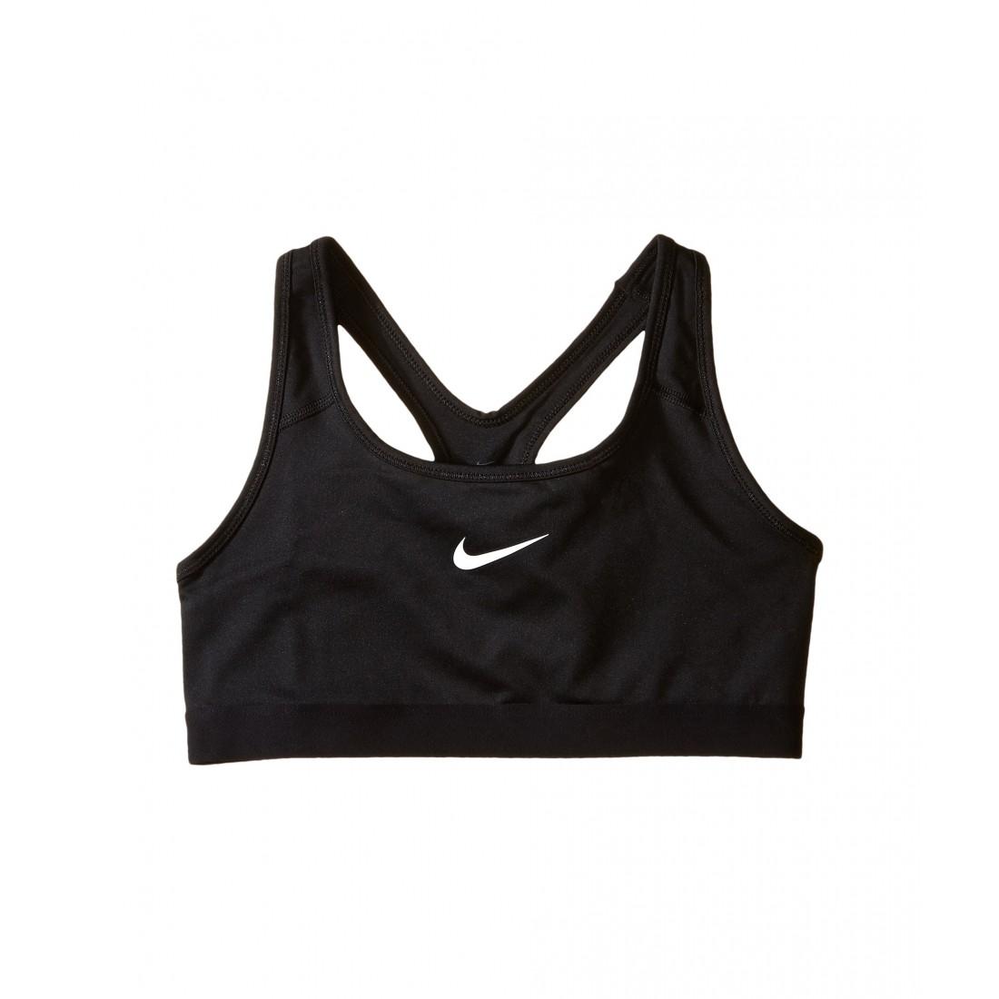 Nike Kids Pro Medium Support Sports Bra (Little Kids Big Kids) ZPSKU 8723044 541a3ef8e89e