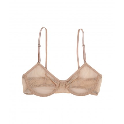 Only Hearts Whisper Underwire Bra ZPSKU 8731128 Nude