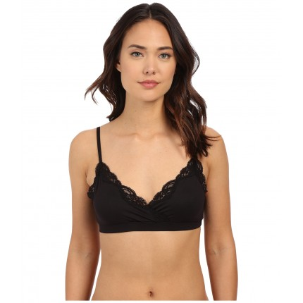 Only Hearts Delicious Surplus Bralette ZPSKU 8736832 Black