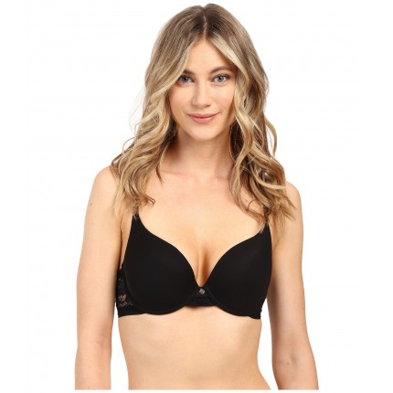 Skarlett Blue Goddess T-Shirt Bra ZPSKU 8768228 Black