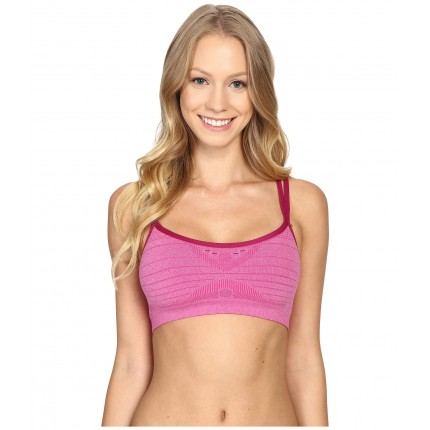 Smartwool PhD Seamless Double Strappy Bra ZPSKU 8553812 Berry Heather