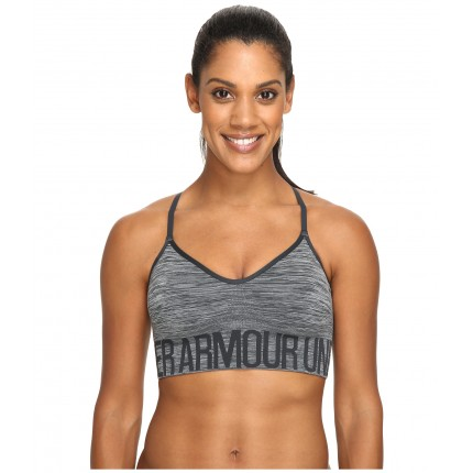 Under Armour Armour Seamless Streaky w/ Cups ZPSKU 8668891 Carbon Heather