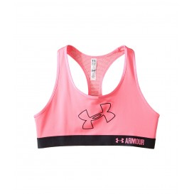 Under Armour Kids Logo Armour Bra (Big Kids)
