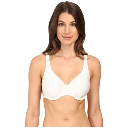 Wacoal Basic Beauty Full Figure Underwire Bra 855192 ZPSKU 7900208 Ivory