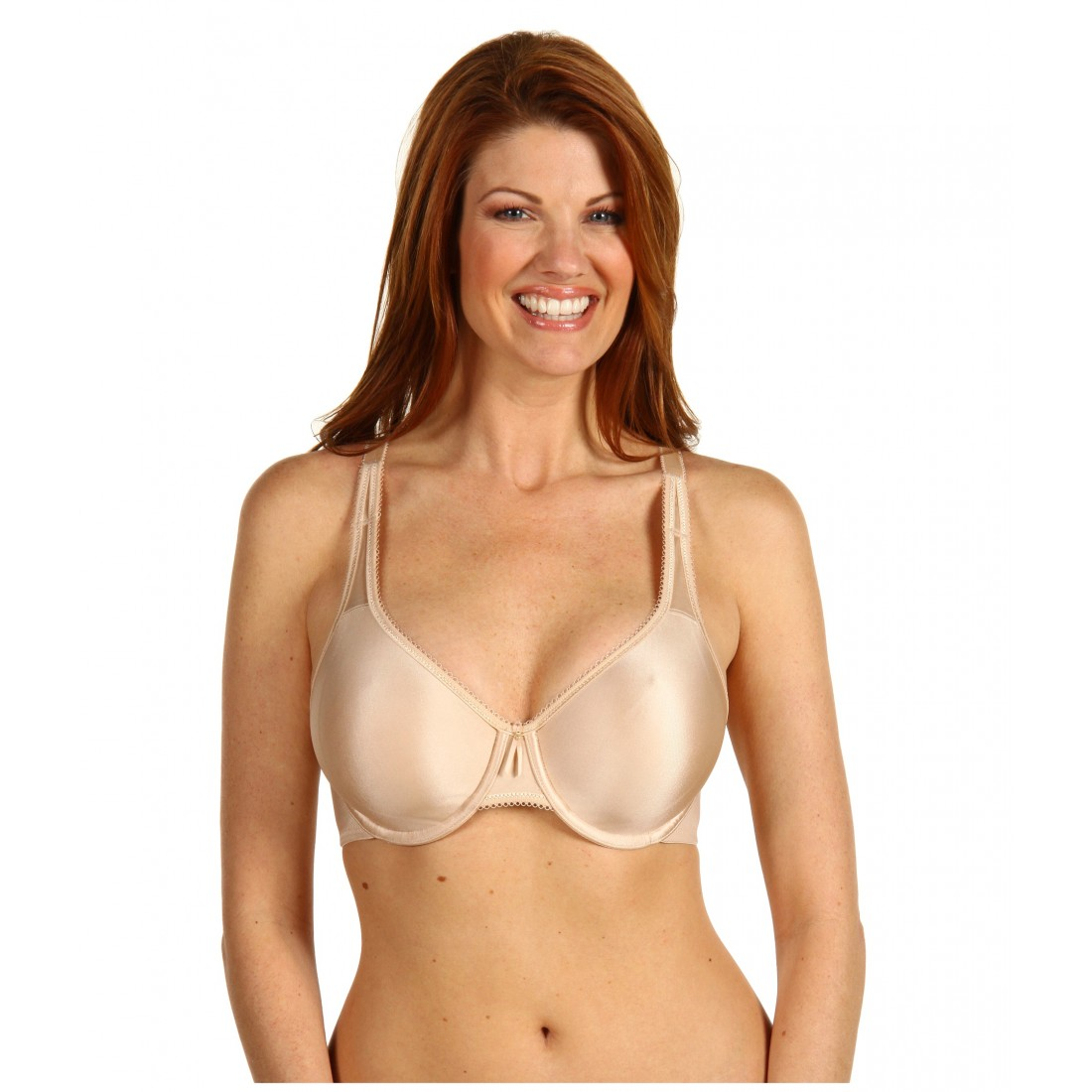 43afb1a5f5a Wacoal Basic Beauty Full Figure Underwire Bra 855192 ZPSKU 7900208 Natural  Nude