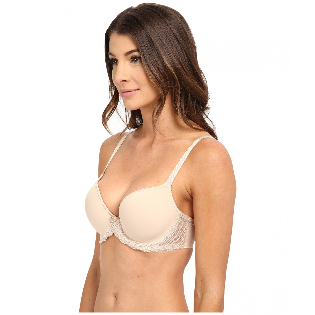 a5cdd47fa18 Wacoal La Femme Contour Underwire Bra 853117 ZPSKU 8162021 Natural Nude