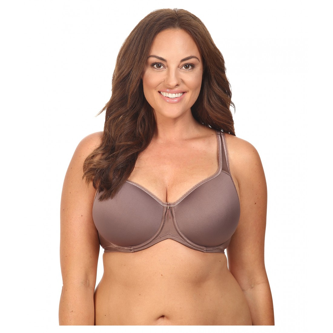 c1cde4f1eb1 Wacoal Basic Beauty Spacer Underwire T-Shirt Bra 853192 ZPSKU 8418603 Deep  Taupe