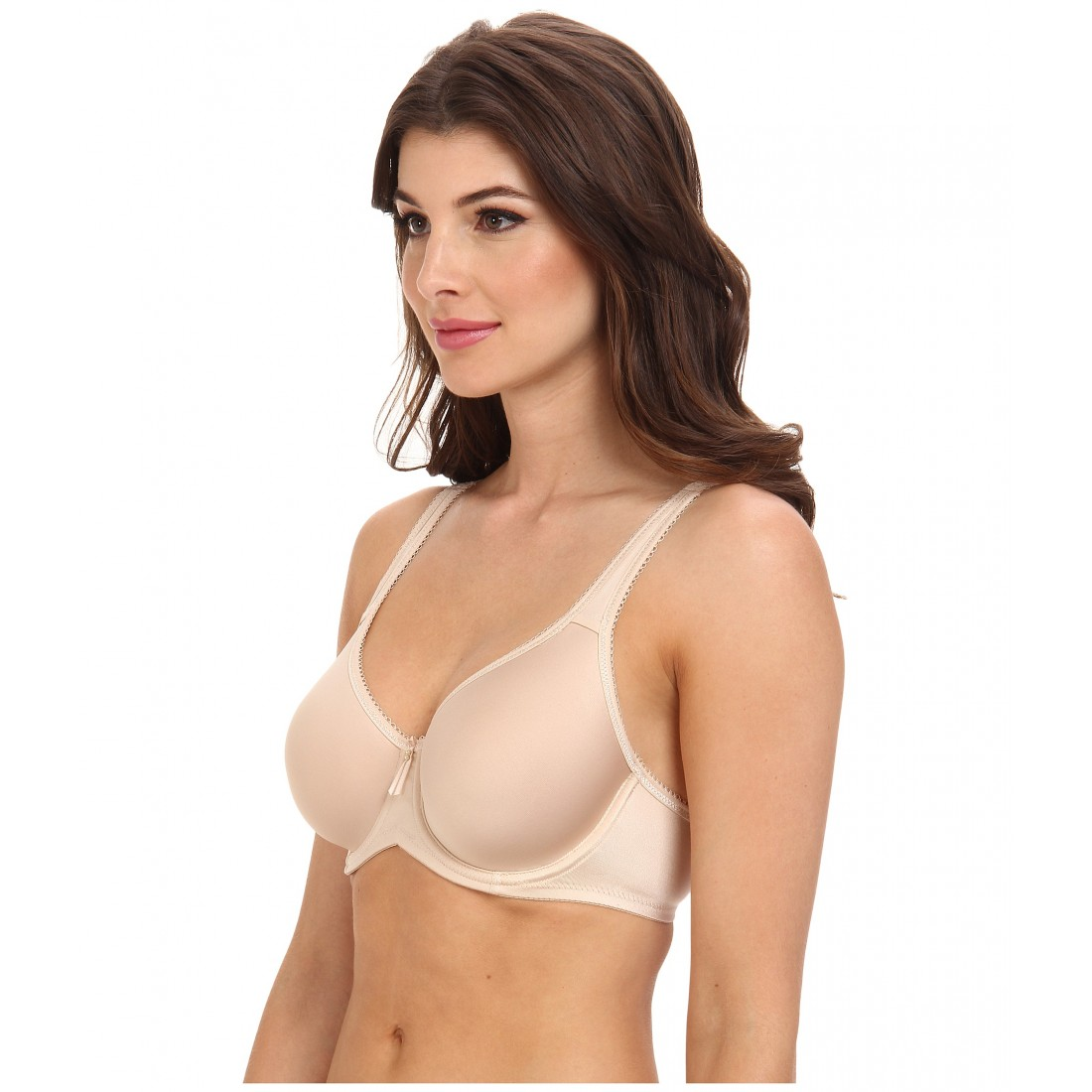 bf046130e Wacoal Basic Beauty Spacer Underwire T-Shirt Bra 853192 ZPSKU 8418603  Natural Nude