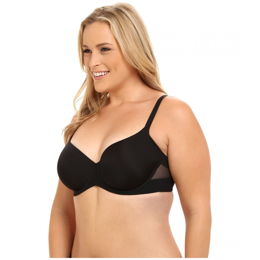 a15650d19b Wacoal Ultimate Side Smoother Bra 853281 ZPSKU 8565712 Black