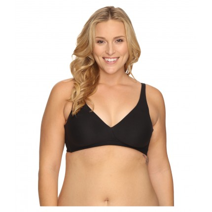 Wacoal How Perfect Full Figure Wire Free Bra 852389 ZPSKU 8799567 Black