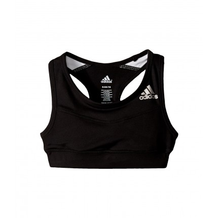 adidas Kids Gym Bra (Big Kids) ZPSKU 8728152 Black