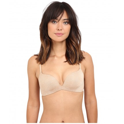 b.tempt'd b.splendid Wire Free Push-Up Bra 952255 ZPSKU 8799162 Au Natural Heather