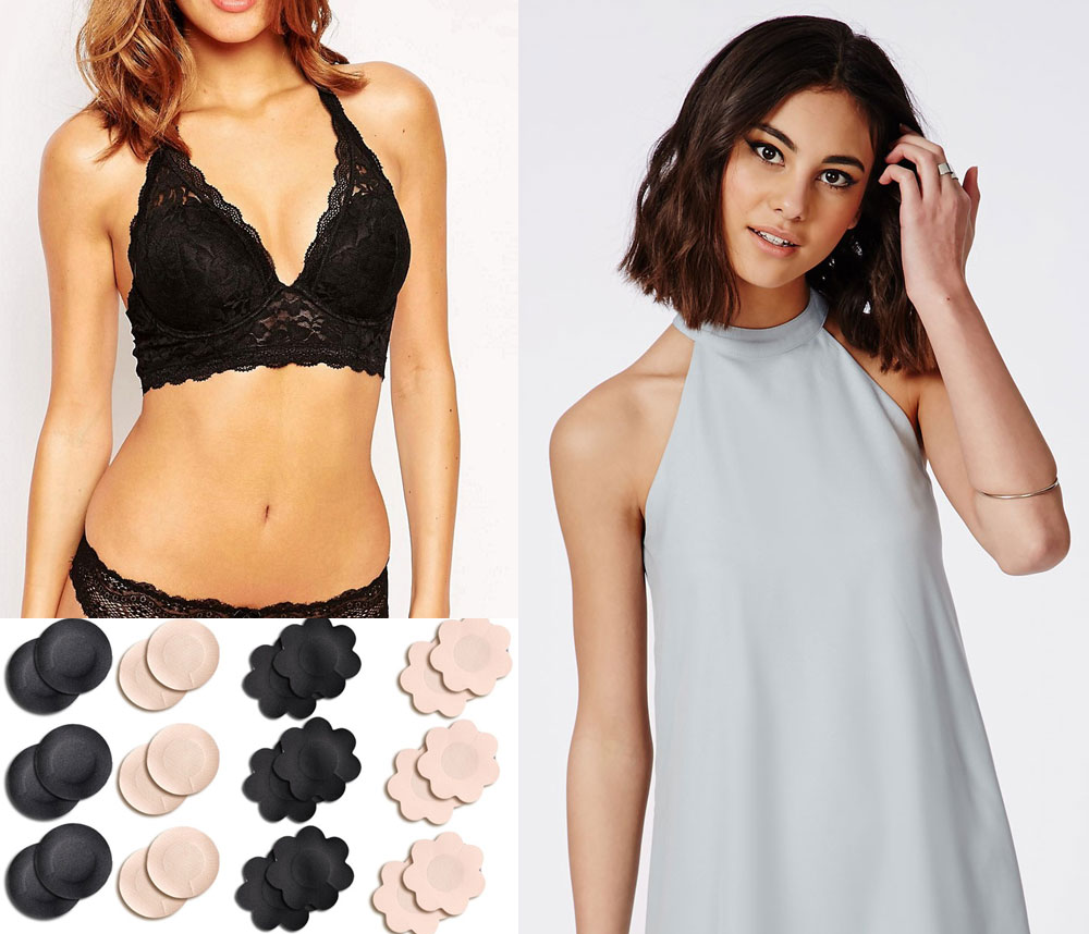 Bras for Backless Dresses and Other Kinds of Tricky Attire